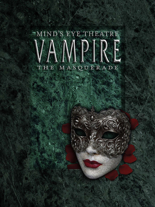 Mind's Eye Theatre: Vampire The Masquerade -PDF