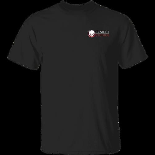 BNS Vampire Logo Chest - T-Shirt