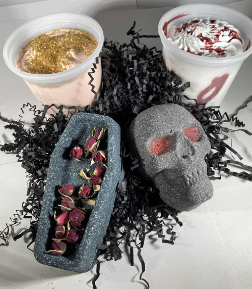 Eerily Awesome Halloween Bath Bundle