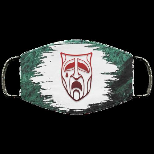 Nosferatu - Face Mask Med/ large