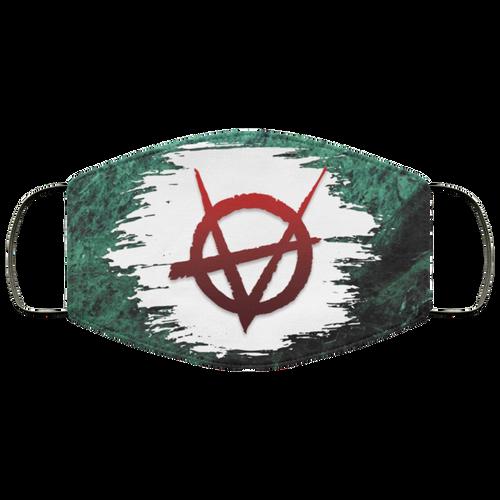 Brujah - Face Mask Med/ large