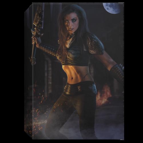 Black Fury - Deluxe Canvas