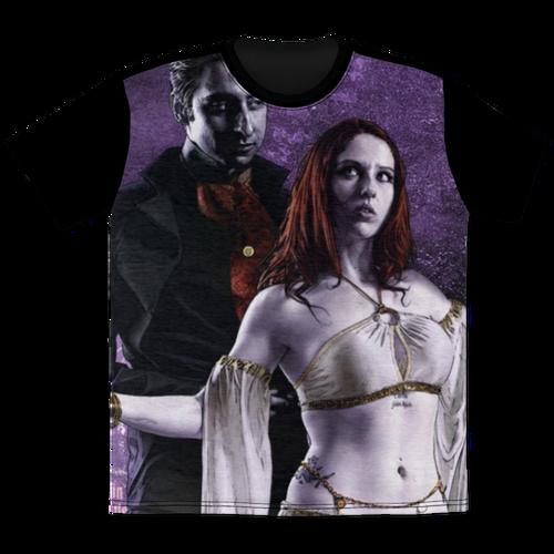 Giovanni Setite -  All Over Print T-Shirt