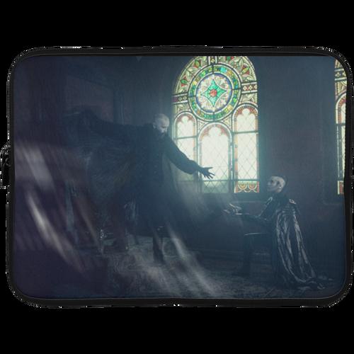 Changeling in Church - Laptop Sleeve - 15 Inch