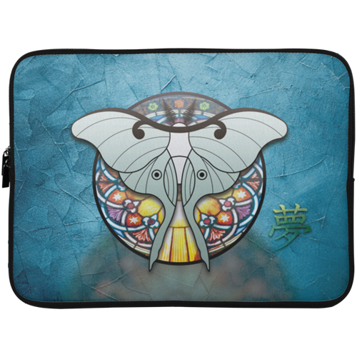 Changeling Moth - Laptop Sleeve - 15 Inch