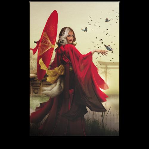 Kitsune - Poster