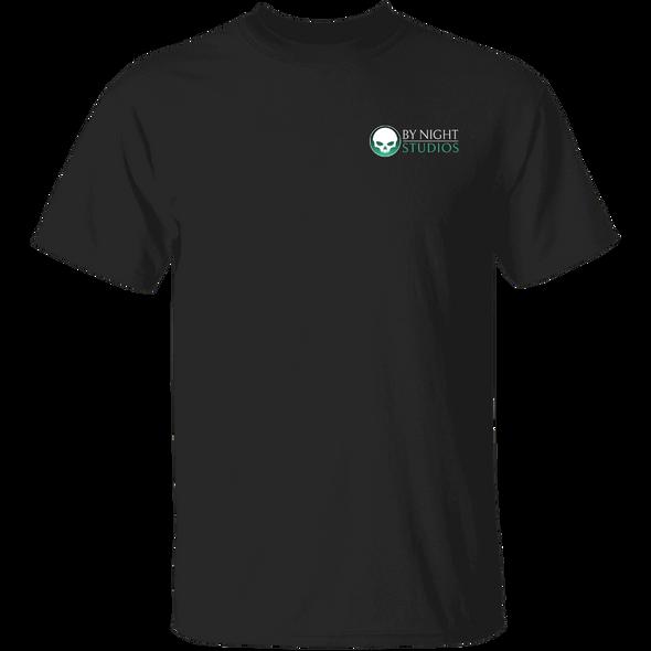 BNS Human Logo Chest - T-Shirt