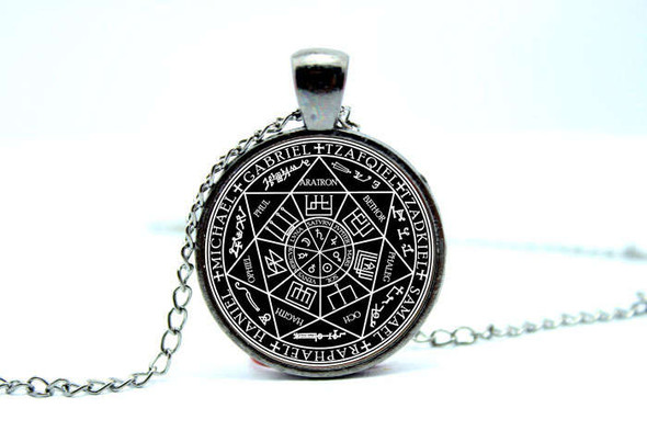Seal of Solomon Pendant