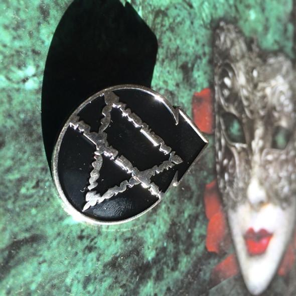 Gargoyle Clan Pin
