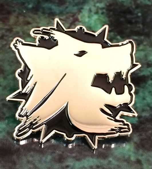 Gangrel Antitribu Clan Pin