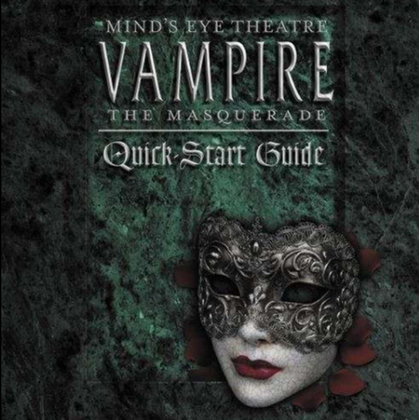 Mind's Eye Theatre: Vampire The Masquerade Quickstart Guide PDF