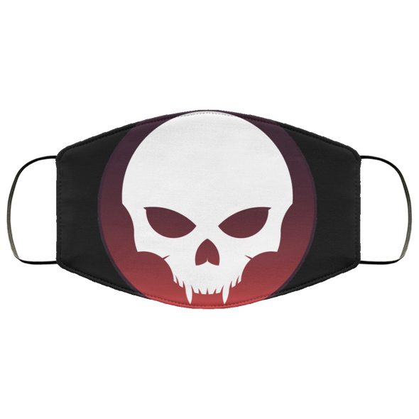 BNS Vampire Logo - Face Mask Med/ Large