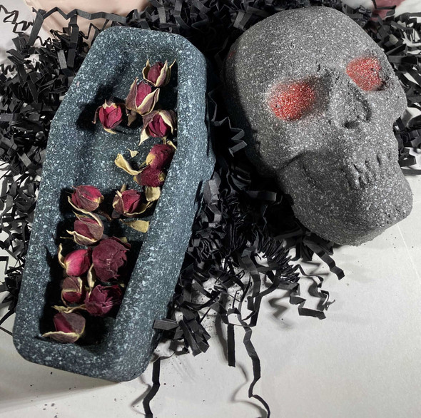 Necromancy Nights and Safe Haven Bath Bomb Bundle