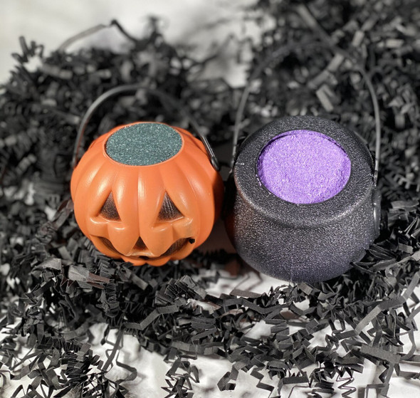 Thin-Blood Alchemy and Pumpkin Bath Bomb Bundle