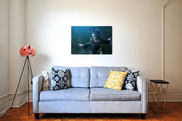 Our second largest canvas fits perfectly over your sofa, or in your bedroom.