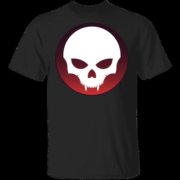 BNS Vampire Skull - T-Shirt