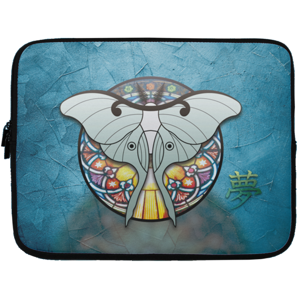 Changeling Moth - Laptop Sleeve - 13 inch