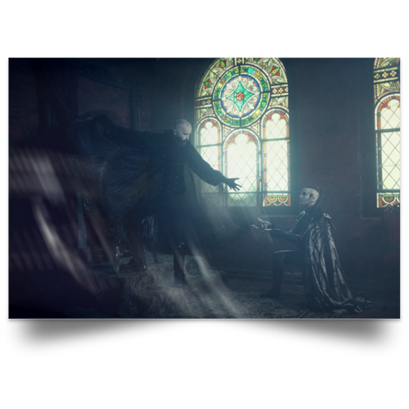 Changeling in Church - Poster