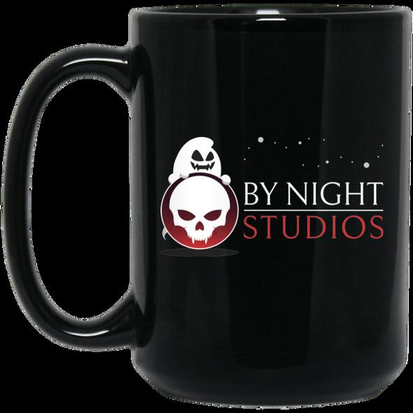 BNS Halloween Logo - Black Mug