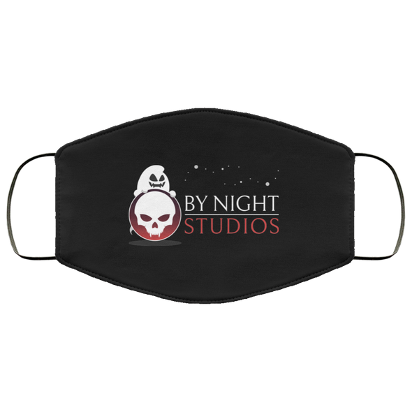 BNS Halloween Logo - Face Mask Med/ large