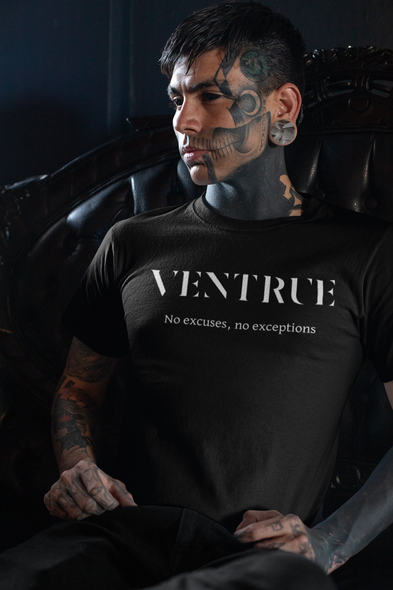 Ventrue Quote - Premium T-Shirt