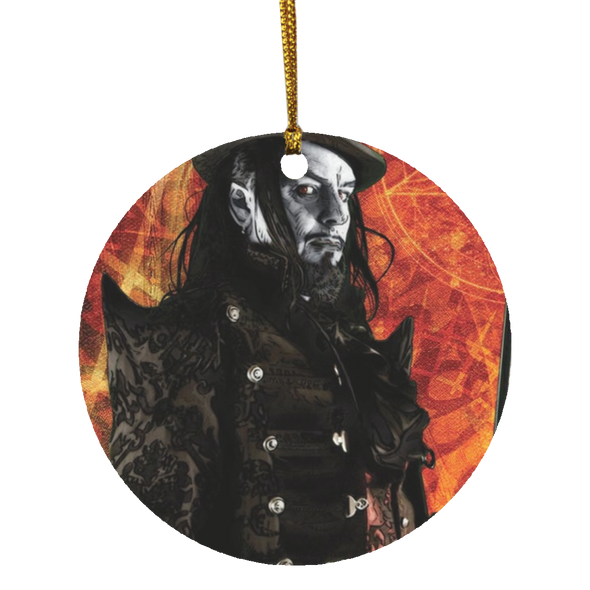 Baali - Circle Ornament