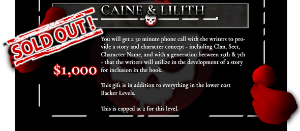 Caine & Lilith Tier