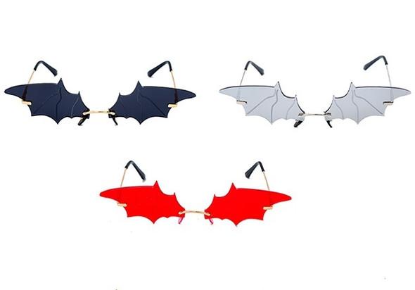 Bat Wing Glasses