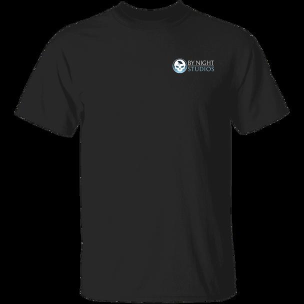 BNS Changeling Logo Chest - T-Shirt