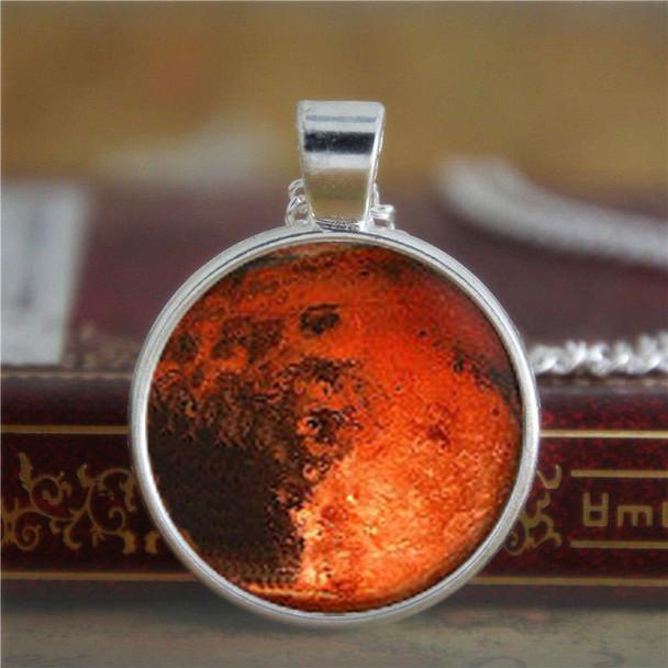 Mars Pendant
