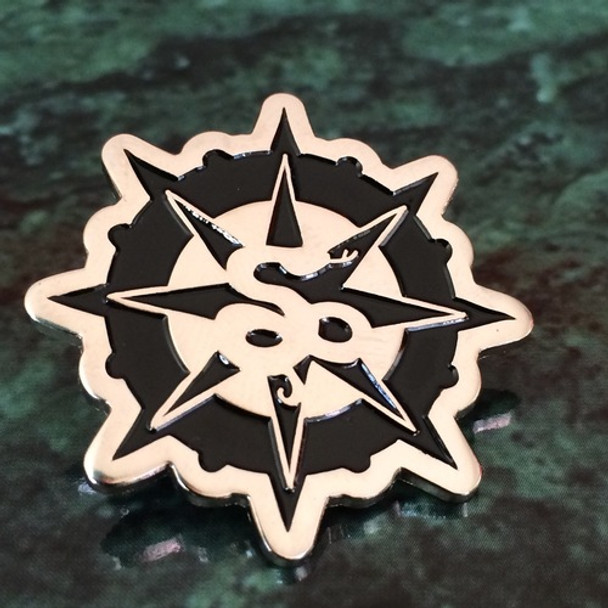Serpents of the Light Clan Pin
