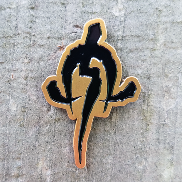 Black Furies  Pin