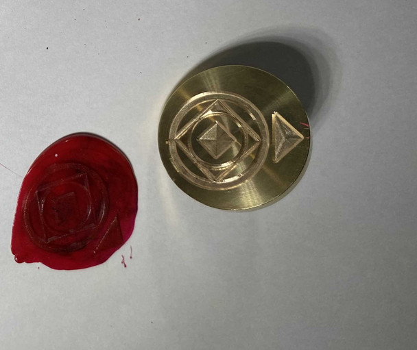 Individual Clan and Anarch wax seals