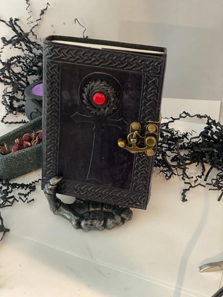 Leather-bound Camarilla Journal
