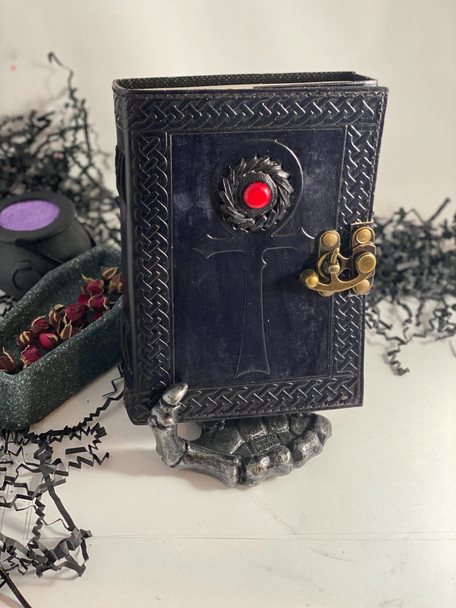 Leather-bound Camarilla Journal
