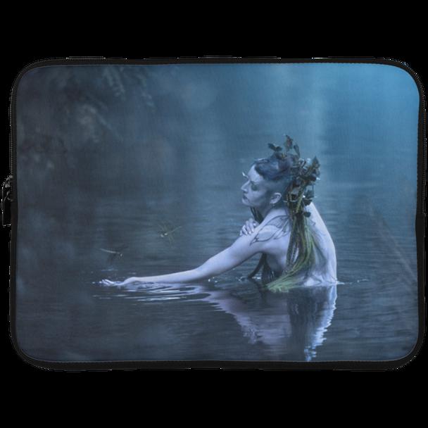 Changeling Lake - Laptop Sleeve - 15 Inch