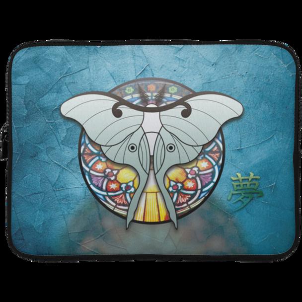 Changeling Moth - Laptop Sleeve - 15 Inch