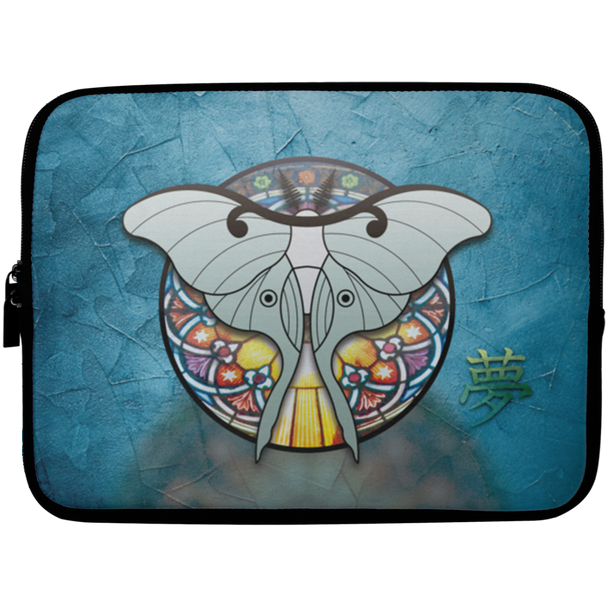 Changeling Moth - Laptop Sleeve - 10 inch
