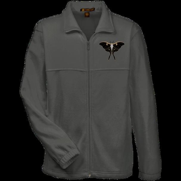 Changeling Moth - Fleece Full-Zip