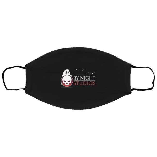 BNS Halloween Logo - Sm/Med Face Mask