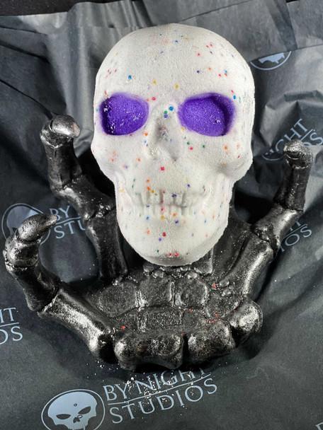 Ghostly Skull Bath Bomb