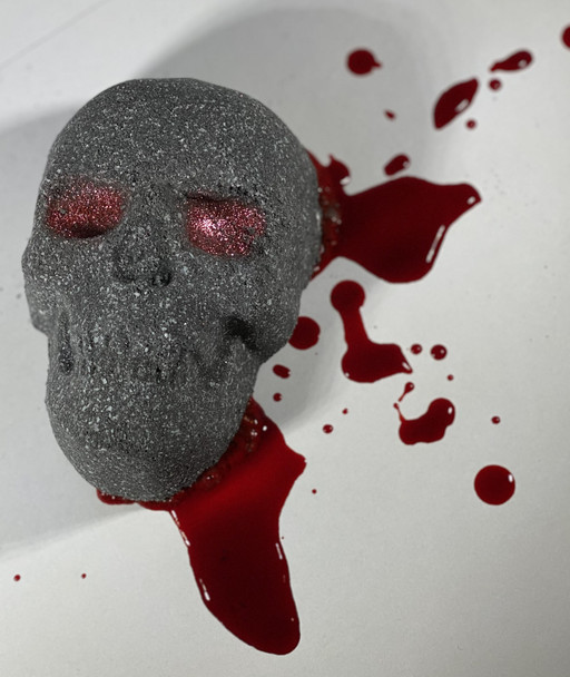 Necromancy Nights Skull Bath Bomb