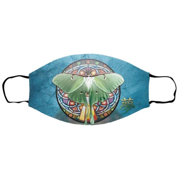 Changeling Bundle (metal cards, mask, pendant)