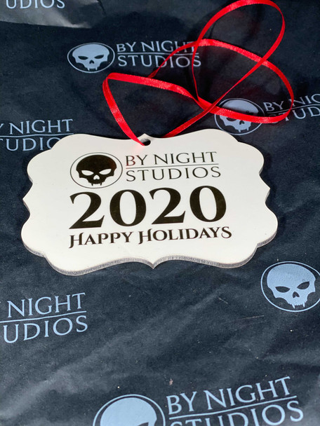 The First Annual BNS Holiday Ornament