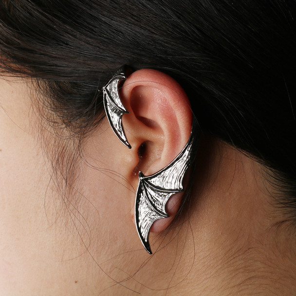 Bat Earring/ cuff