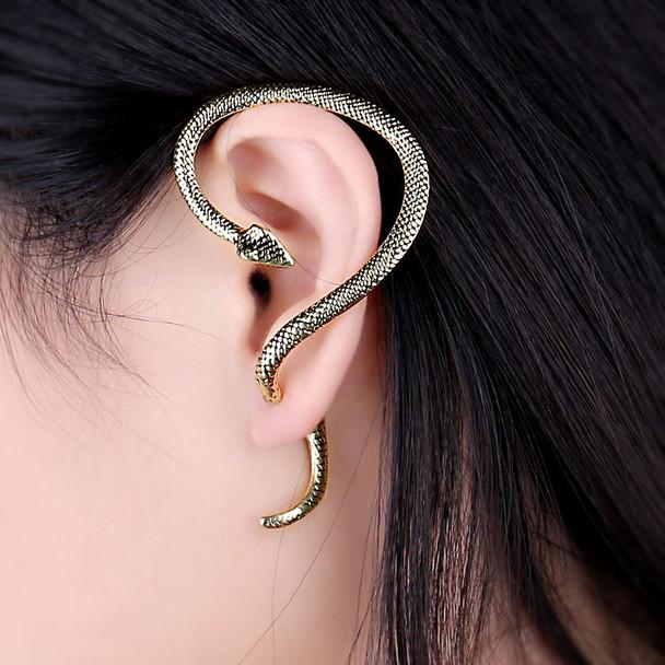 Snake Earring/ cuff