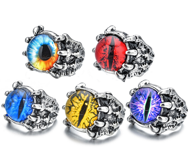 Dragon Claw Rings