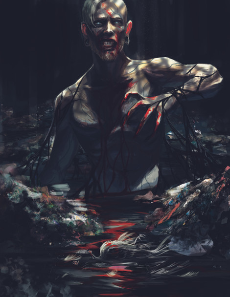 "FREE ""Chapter 2- Bloodlines"" of V2"