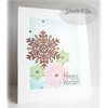 Spectacular Snowflakes Clear Stamp Set