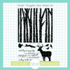 Tender Thoughts Clear Stamp Set